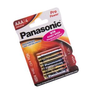 Panasonic AAA paristo